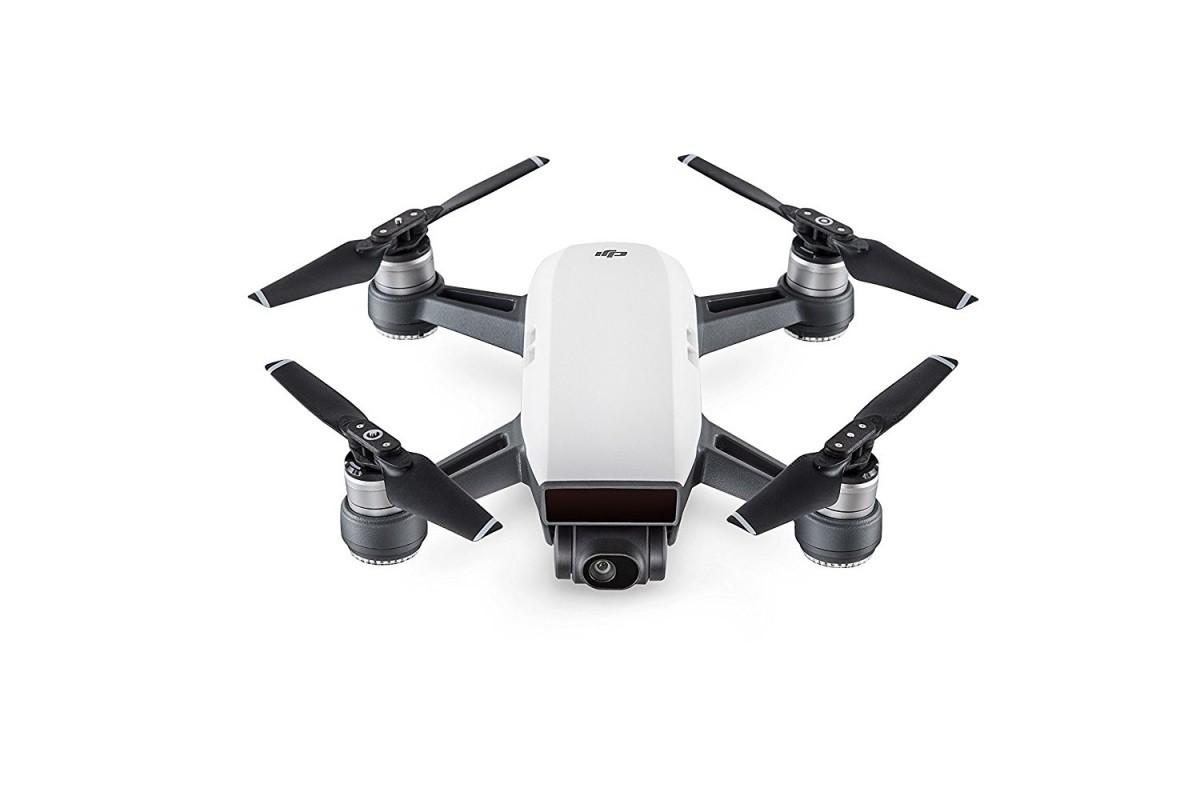 DJI Spark, inteligentní dron - bílý