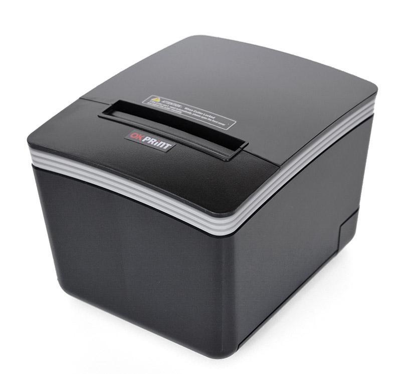 OKPrint 300, černá Wi-Fi tiskárna pro EET