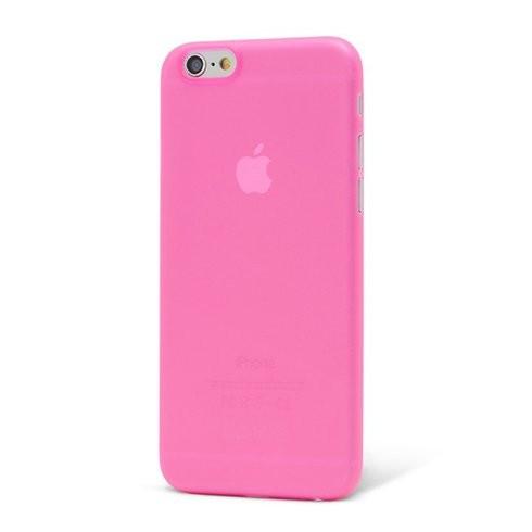Kryt na iPhone 6s / 6 EPICO TWIGGY MATT 2 - tmavě růžový
