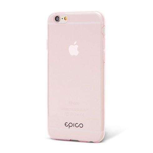 Kryt na iPhone 6 / 6s EPICO TWIGGY GLOSS - červený