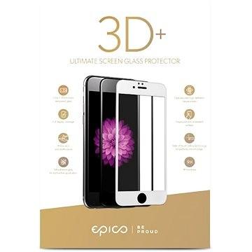 Ochranné sklo EPICO 3D+ - iPhone 6/7/8 - černé