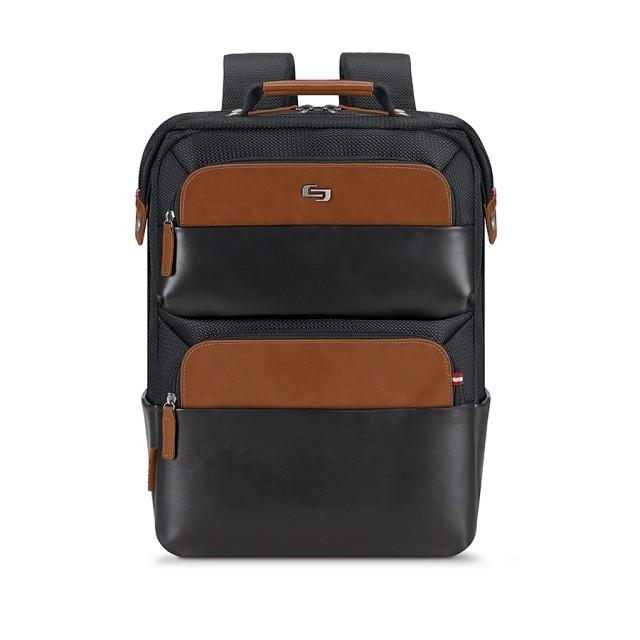 "Solo East Hampton Backpack - batoh pro 15.6"" Macbook - černý"