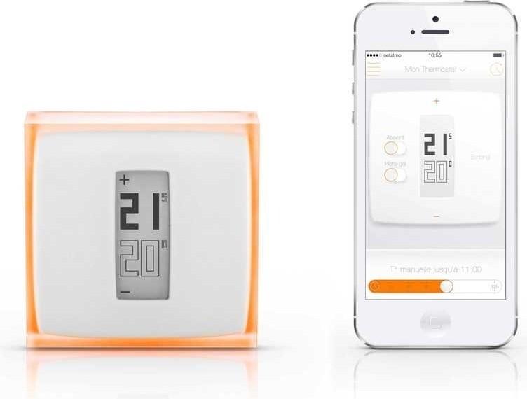 Netatmo Thermostat NTH01-EN-EU