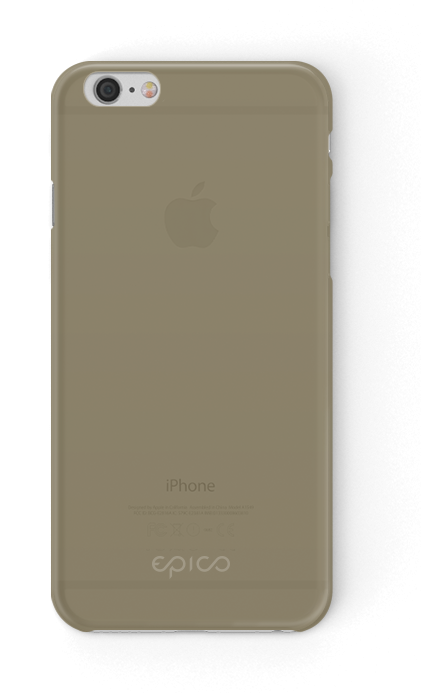EPICO TWIGG MATT 2, iPhone 6/6s plus - semi-black