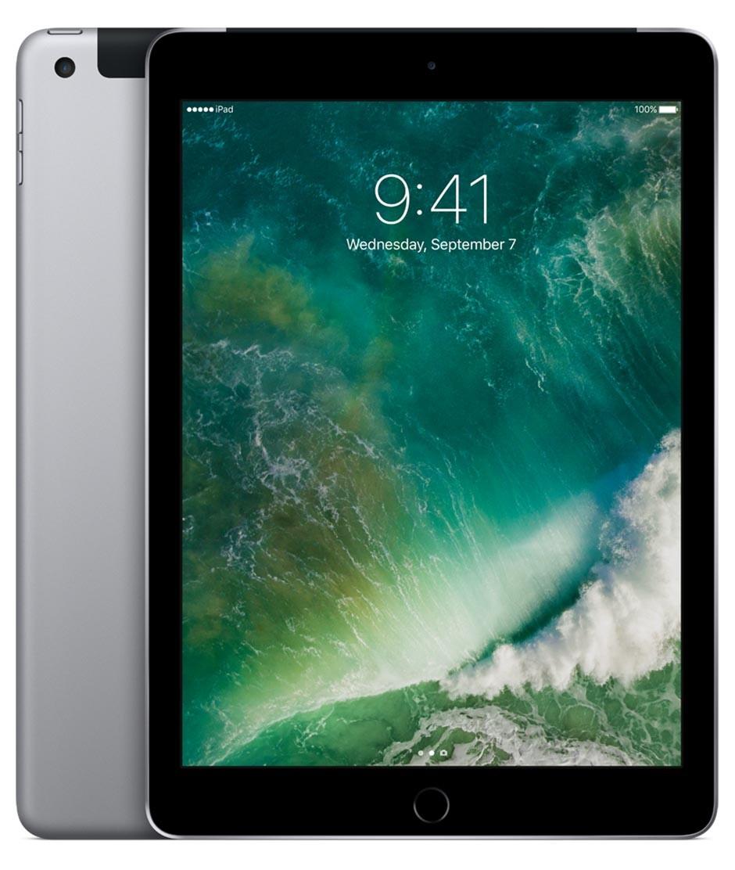 iPad Wi-Fi + Cellular 128GB - vesmírně šedý
