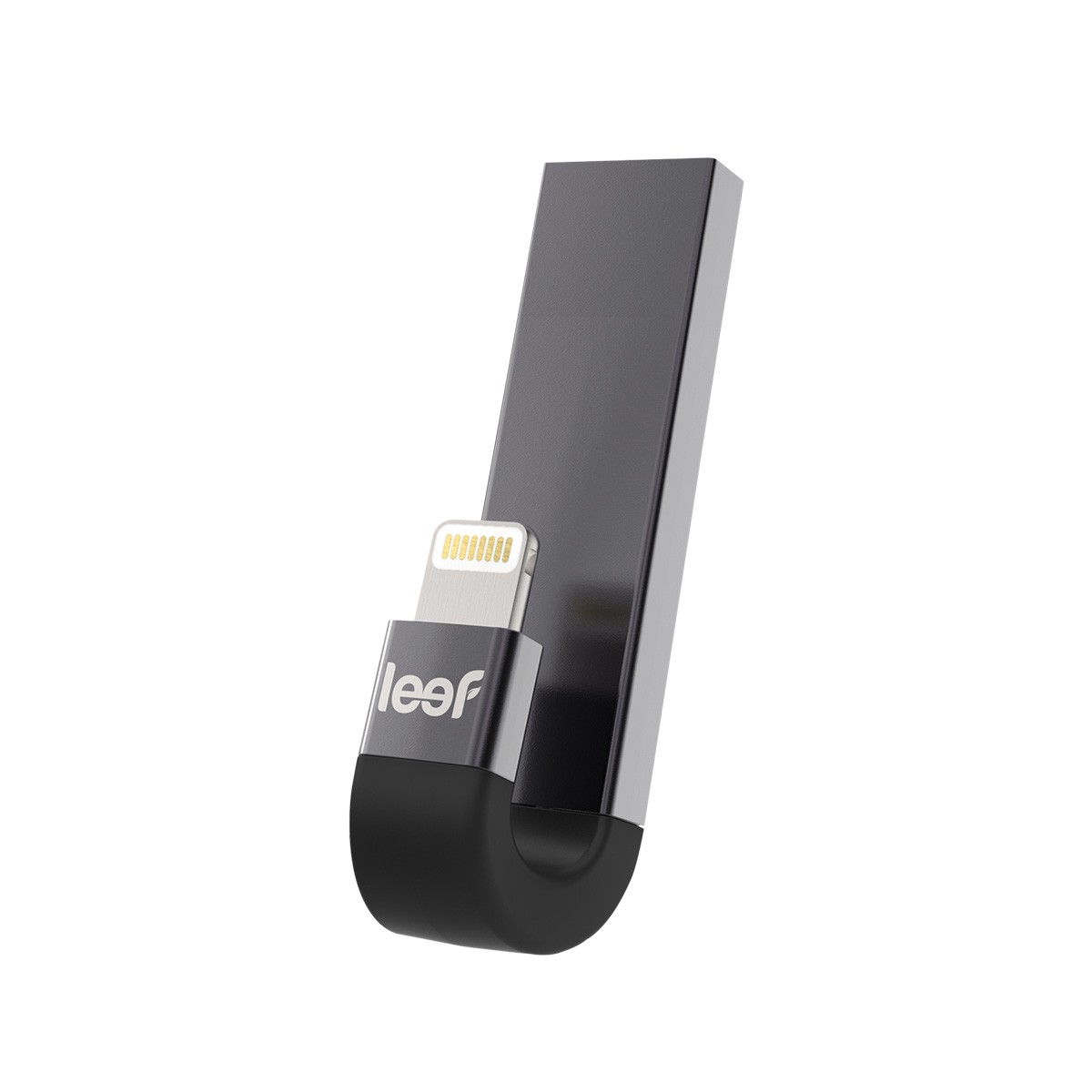 Leef iBridge 3 lightning flash disk 64GB - stříbrný