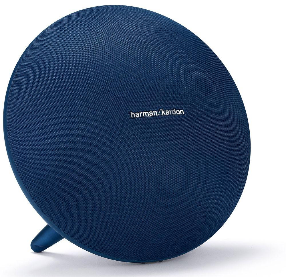 Harman Kardon Onyx Studio 4 - Bluetooth bezdrátový reproduktor - modrý