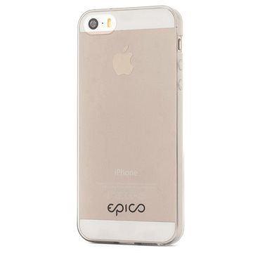 EPICO TWIGGY GLOSS (0.3mm), kryt pro iPhone 5/5s - kouřový