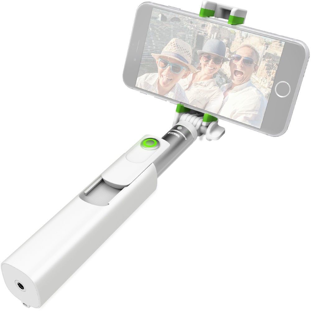 iOttie MiGo Mini Selfie tyč - bílá
