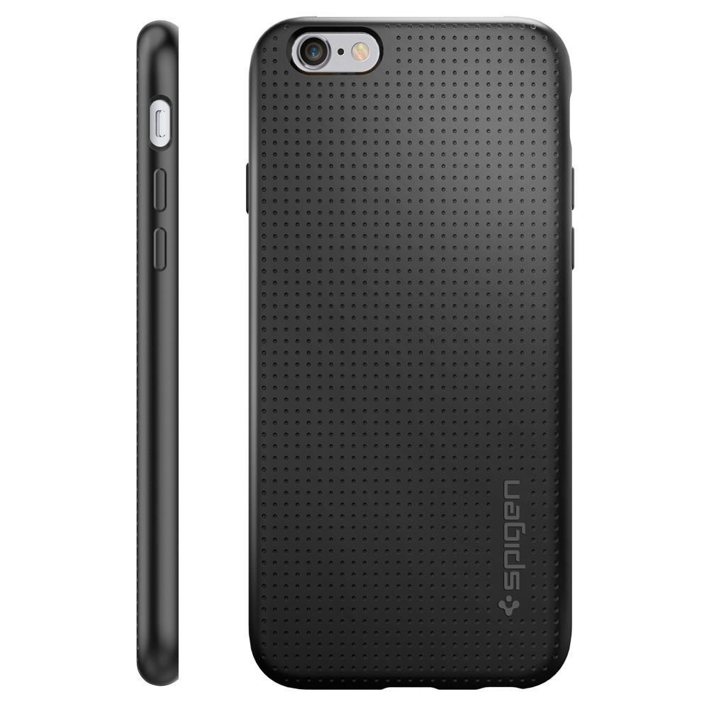 Kryt na iPhone 6s / 6 Spigen Liquid Air - černý