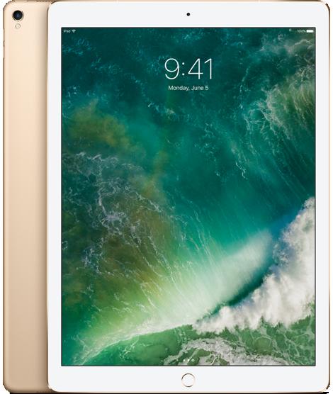 """iPad Pro 12,9"""" Wi‐Fi 64 GB – zlatý"""
