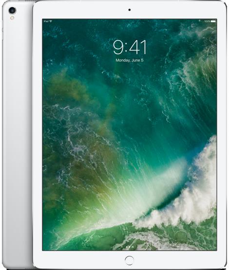 """iPad Pro 12,9"""" Wi‐Fi 64 GB – stříbrný (otevřený, použitý, záruka a odpovědnost z vad 12 měsíců u iSTYLE)"""