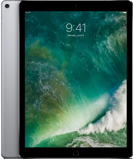 """iPad Pro 12,9"""" Wi‐Fi 512 GB – vesmírně šedý"""