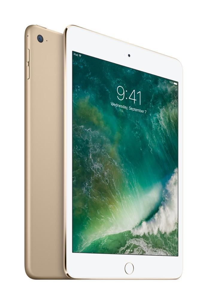 iPad mini 4 Wi-Fi 128GB - zlatý mk9q2fd/a