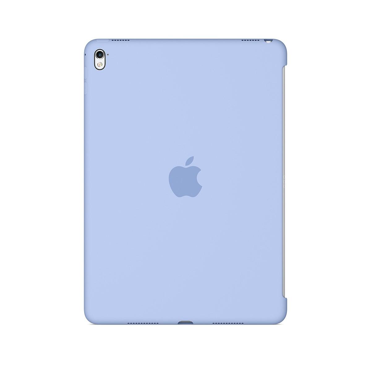 Apple silikonové pouzdro na 9,7palcový iPad Pro - šeříkově modré