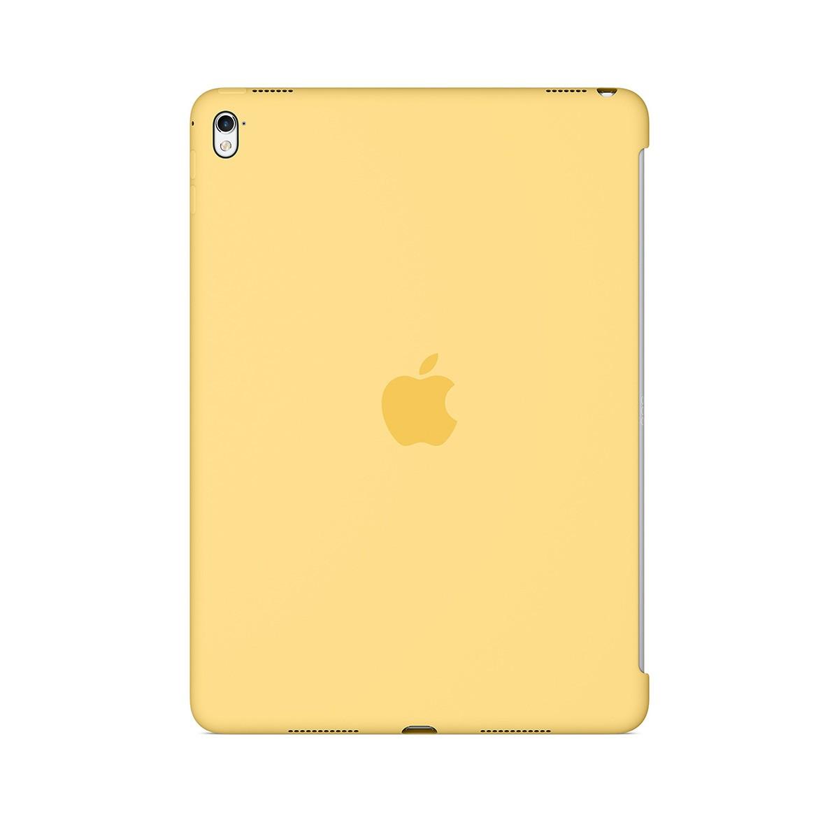 Apple silikonové pouzdro na 9,7palcový iPad Pro - žluté