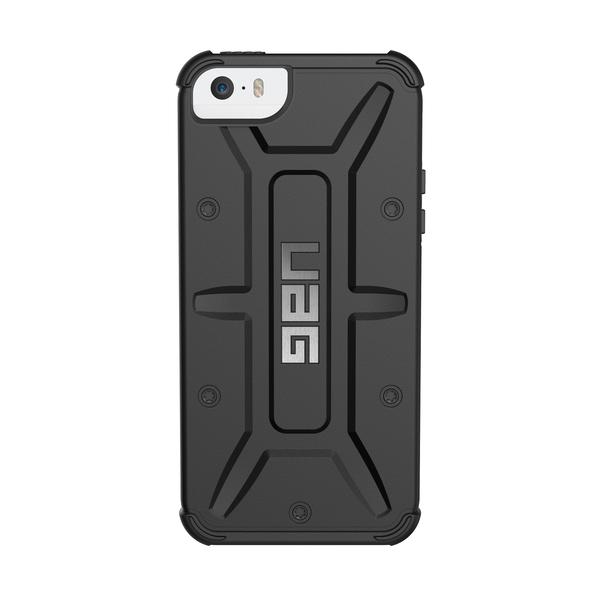 UAG kompozitní kryt pro iPhone 5s/SE - černý