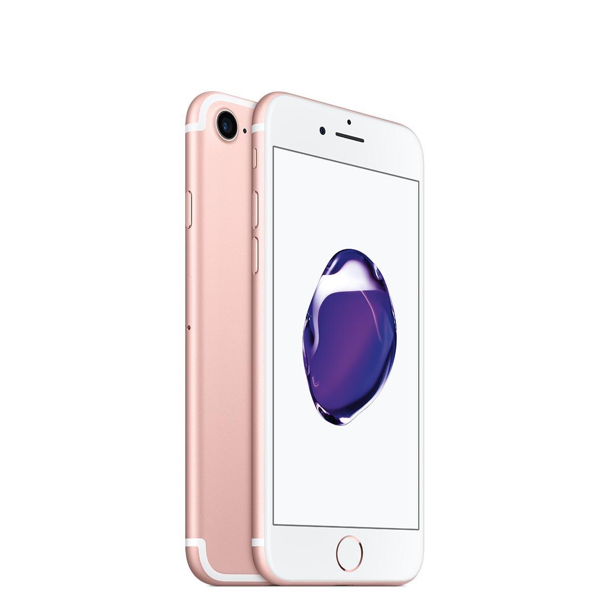 Apple iPhone 7 256GB - Rose Gold (servisovaný, nepoužitý, záruka a odpovědnost z vad 12 měsíců u iSTYLE)
