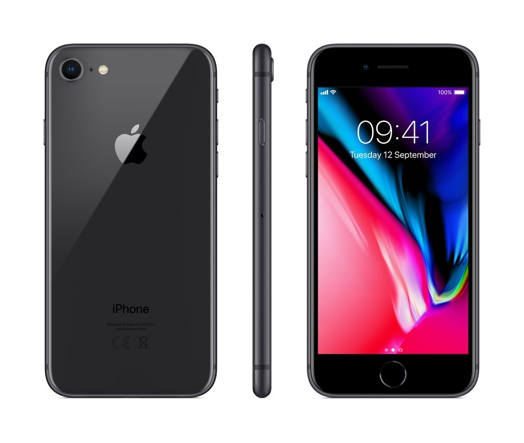 iPhone 8 256GB vesmírně šedý