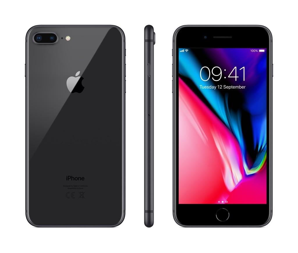 iPhone 8 Plus 256GB vesmírně šedý