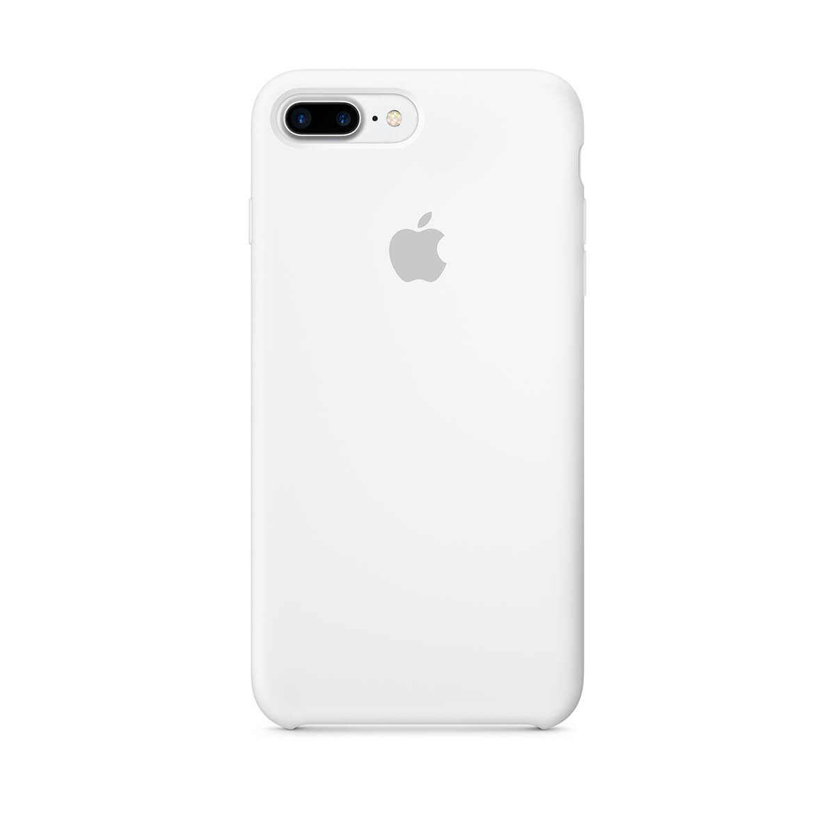 Silikonový kryt na iPhone 7 Plus – bílý mmqt2zm/a