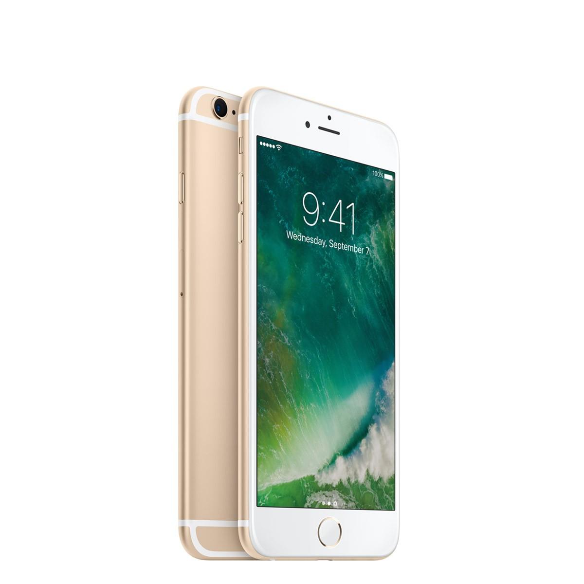 Apple iPhone 6 16GB - zlatý (servisované, nepoužité, záruka a odpovědnost z vad 12 měsíců u iSTYLE)