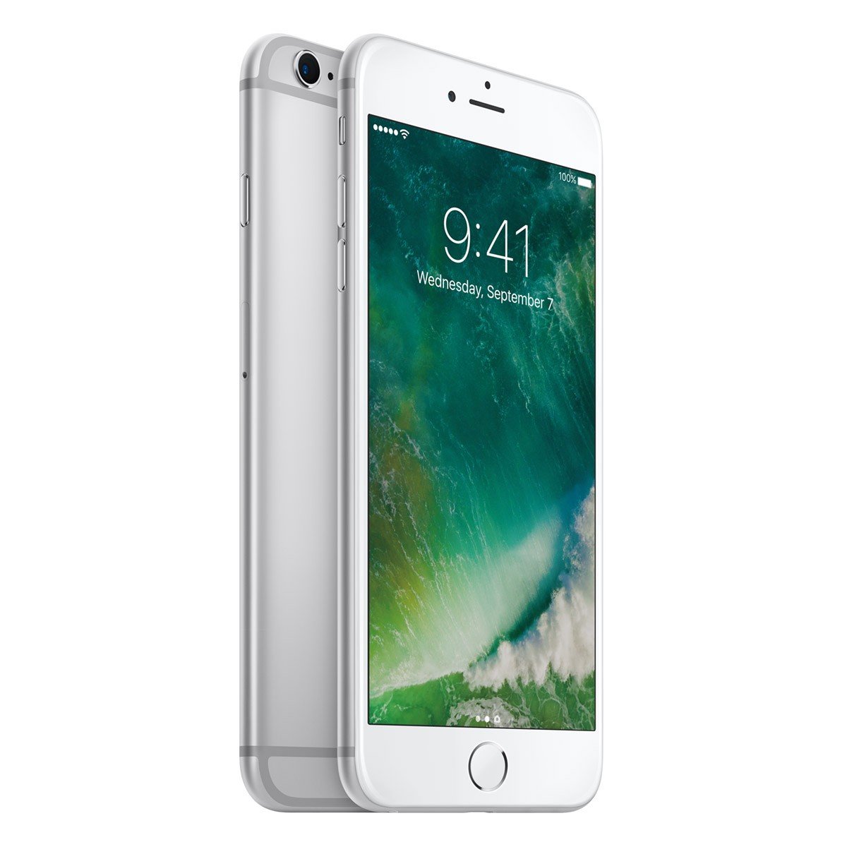 Apple iPhone 6s Plus 64GB - Silver (servisovaný, nepoužitý, záruka a odpovědnost z vad 12 měsíců u iSTYLE)