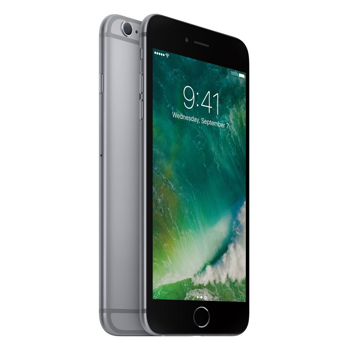 Apple iPhone 6s Plus 128GB - Space Gray (servisovaný, nepoužitý, záruka a odpovědnost z vad 12 měsíců u iSTYLE)