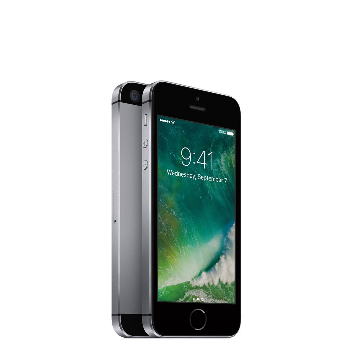 Apple iPhone SE 128GB - vesmírně šedý (rozbalený a použitý, záruka a odpovědnost z vad 12 měsíců u iSTYLE)