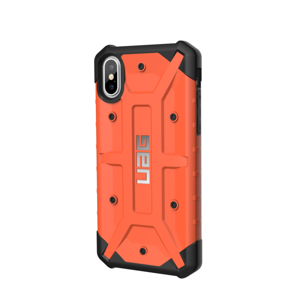 UAG pathfinder, odolný kryt pro iPhone X - oranžový