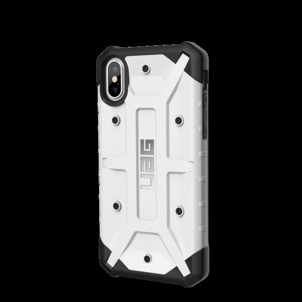 Kryt na iPhone X UAG Pathfinder - bílý