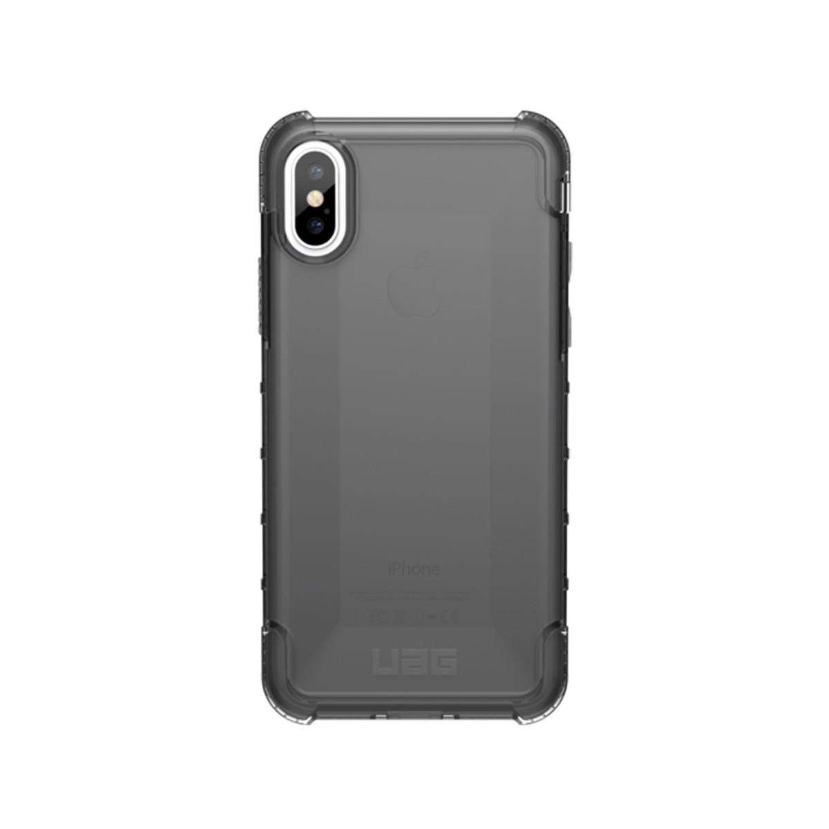 UAG Plyo, kryt pro iPhone X - šedý