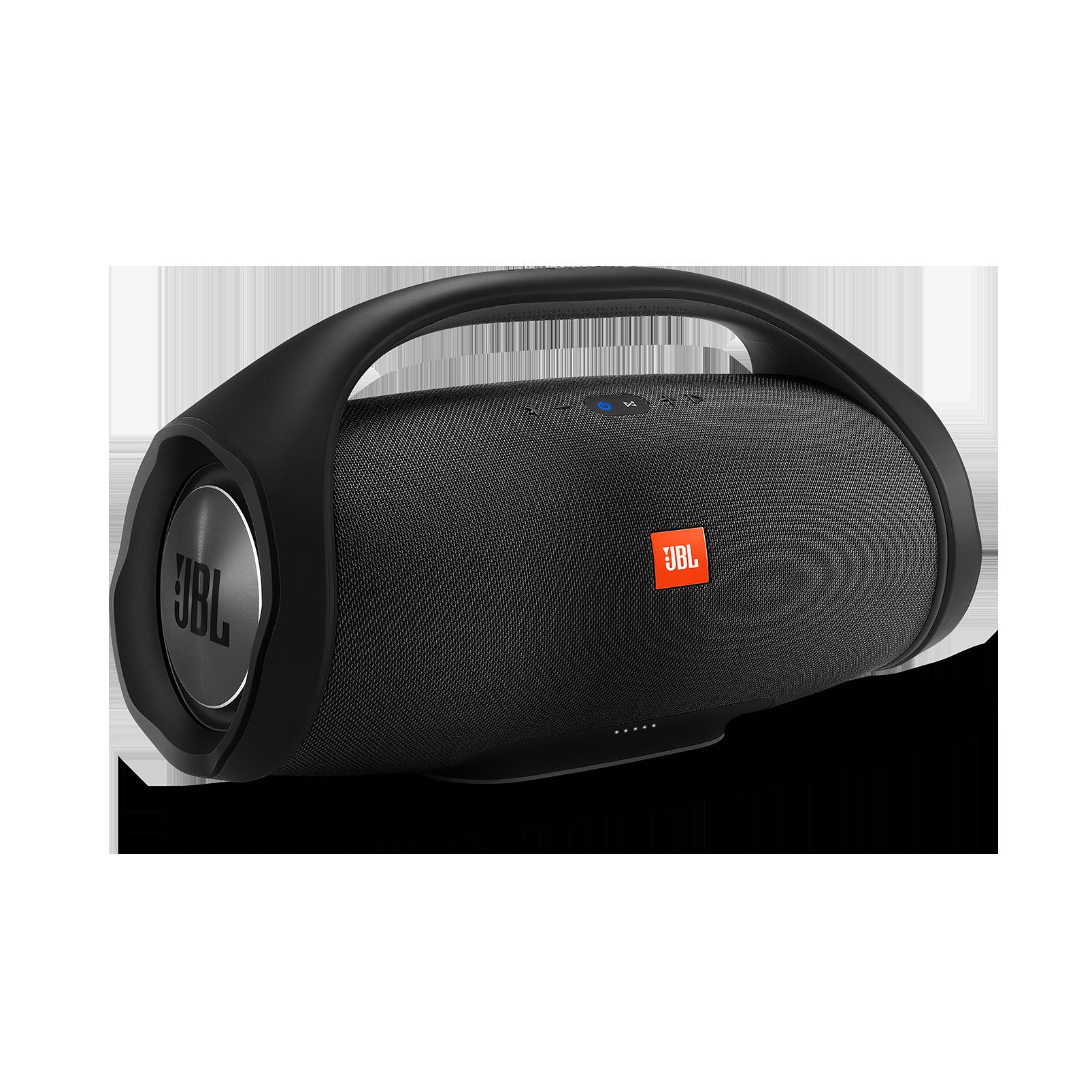 JBL Boombox, přenosný Bluetooth reproduktor