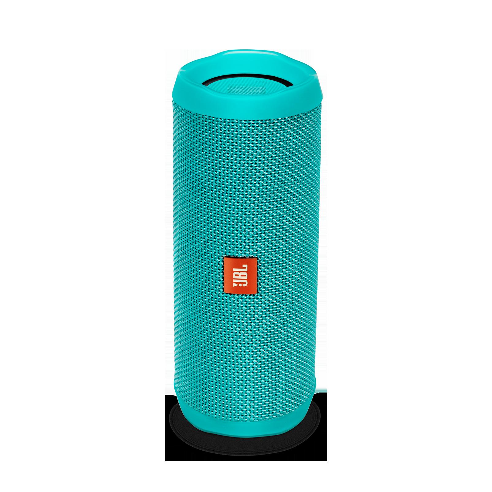 JBL Flip 4, přenosný voděodolný Bluetooth reproduktor - teal