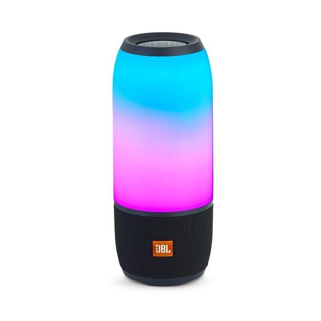 JBL Pulse 3 - přenosný vodě odolný Bluetooth reproduktor - černý