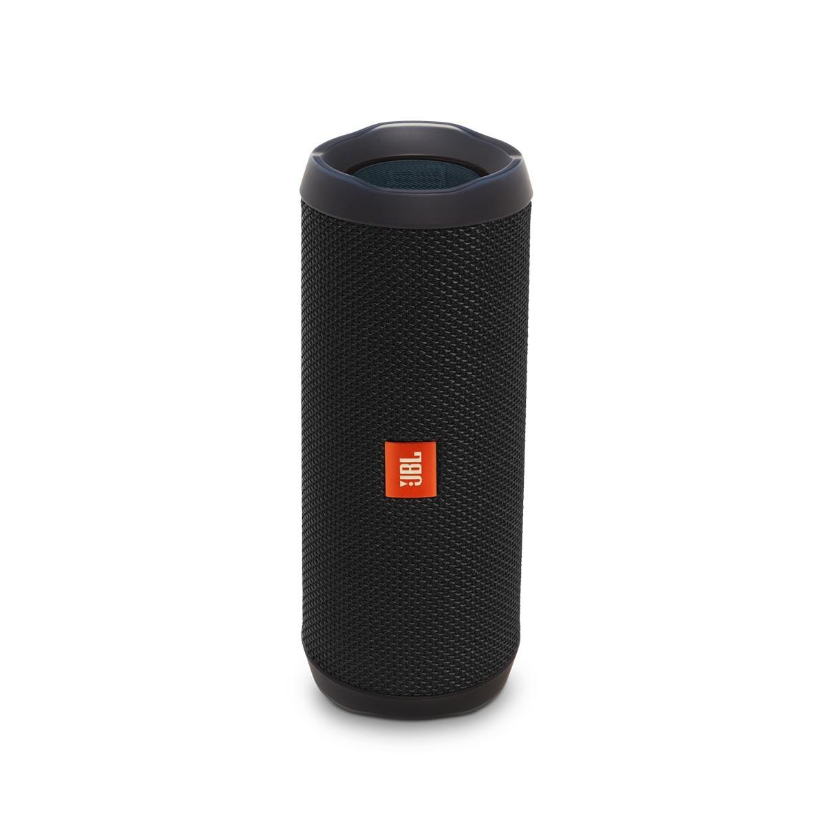 JBL Flip 4, přenosný voděodolný Bluetooth reproduktor - černý