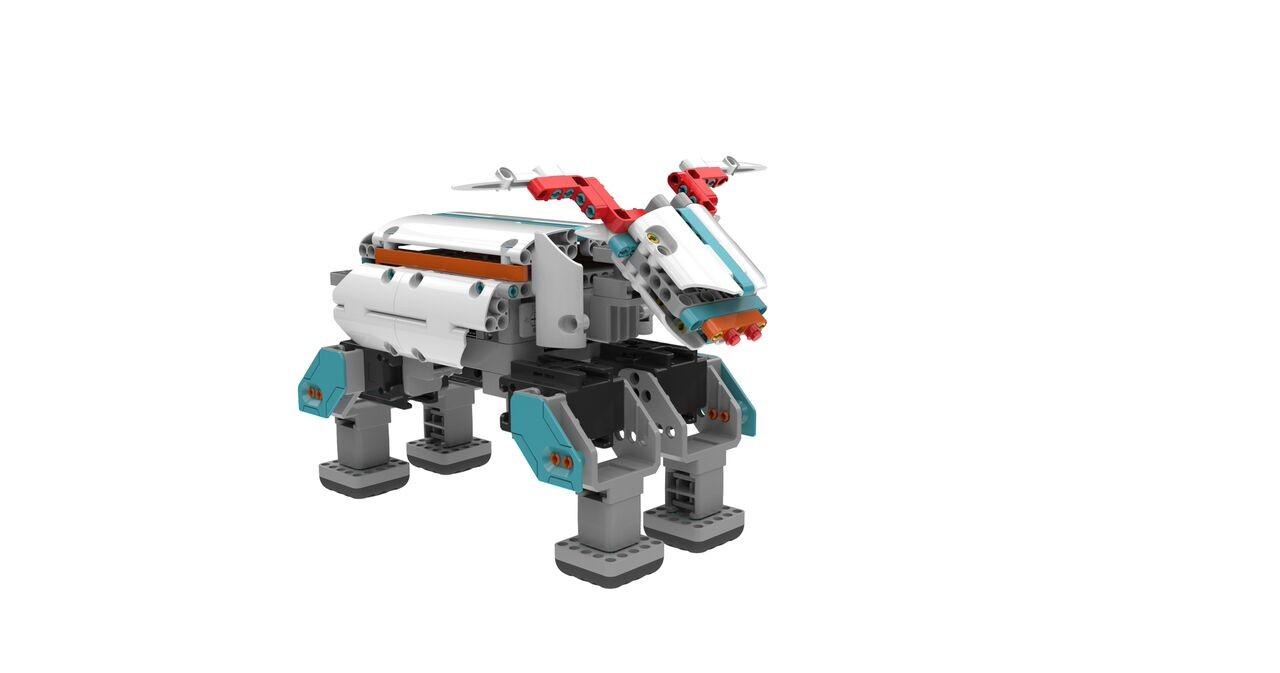 Roboti k sestavení UBTech Jimu Robot Mini