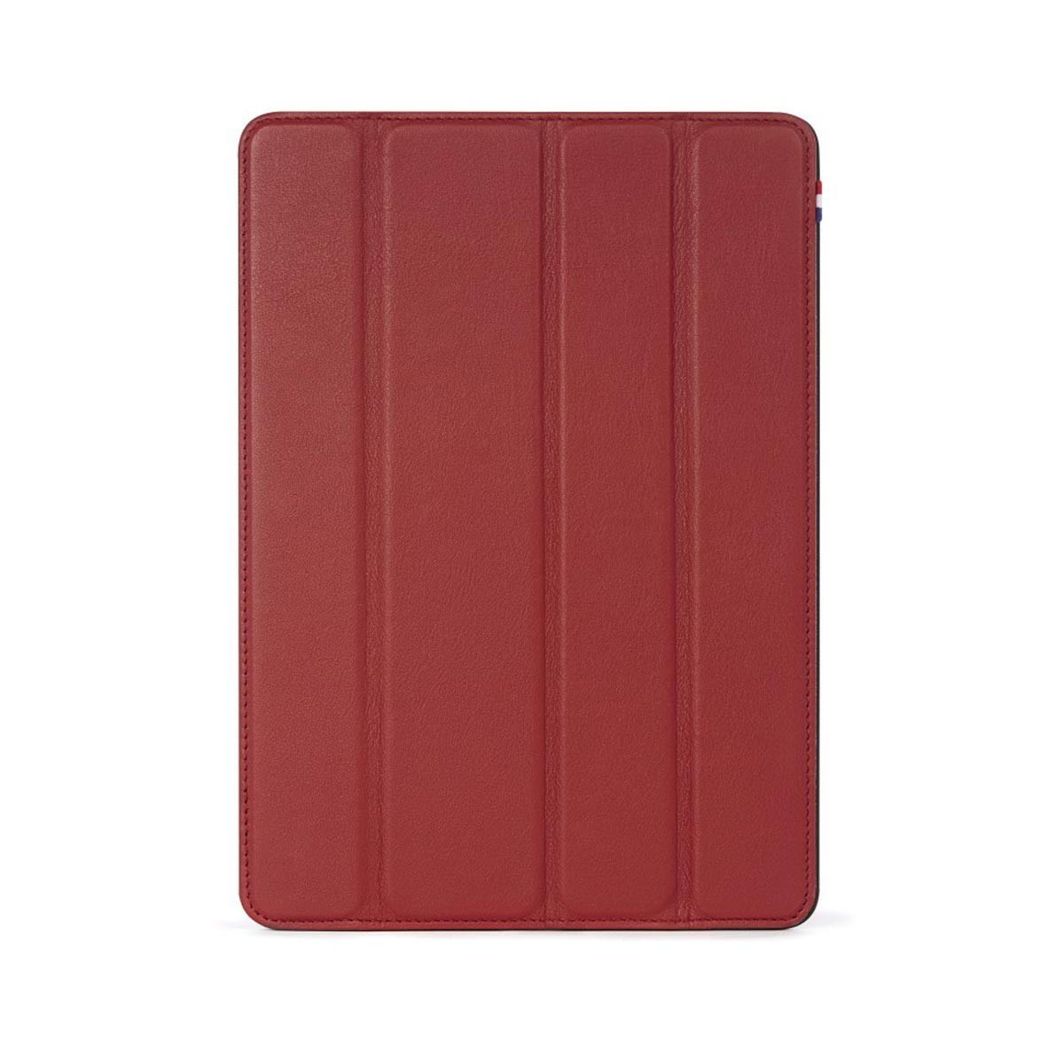 "Decoded Leather Slim Cover for iPad Pro 9,7"" red"