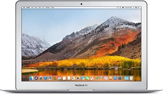 "MacBook Air 13"", 1,8GHz procesor, 256GB úložiště (mqd42cz/a)"