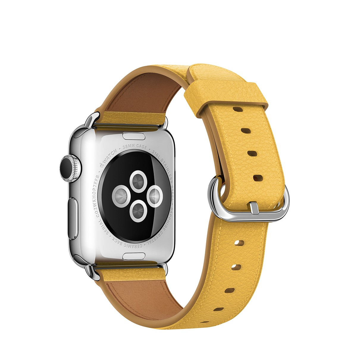 Apple - 38mm Marigold Classic Buckle