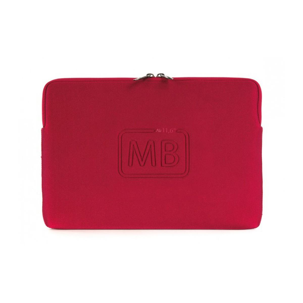 "Obal pro MacBook Air 11"" Tucano New Elements, neoprenový - červený"