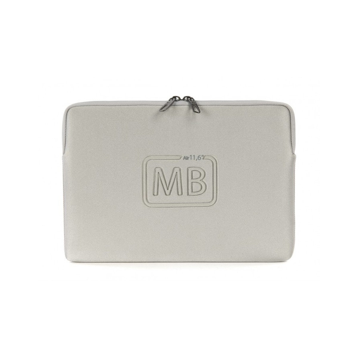 "Obal pro MacBook Air 11"" Tucano New Elements, neoprenový - stříbrný"