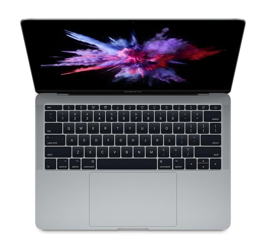 """MacBook Pro 13"""" 2,3 GHz, 128 GB úložiště – vesmírně šedý mpxq2cz/a (2017)"""