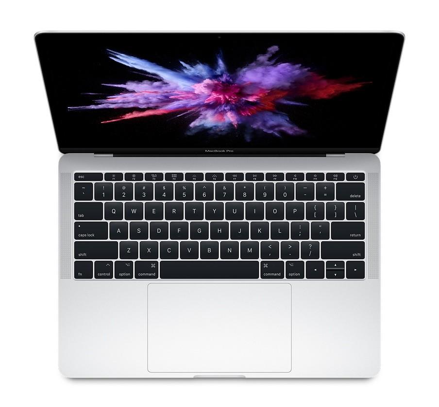 "MacBook Pro 13"" 2,3 GHz, 128 GB úložiště – stříbrný mpxr2cz/a (2017)"