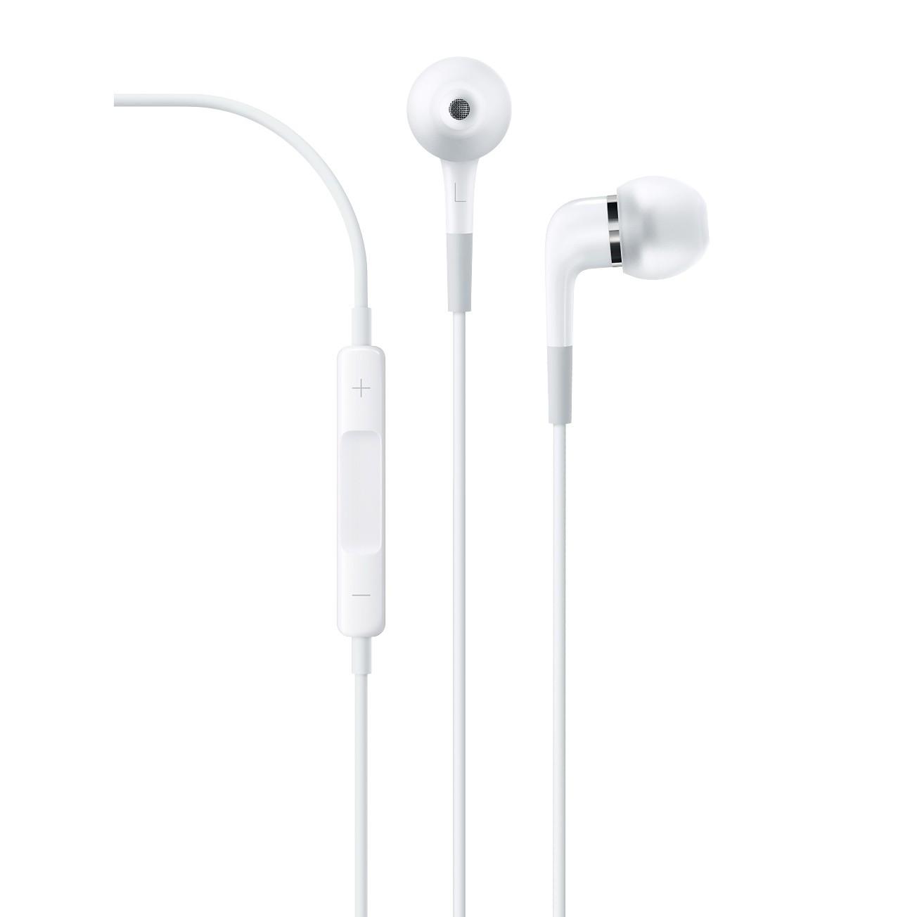 Sluchátka do uší Apple s dálkovým ovládáním a mikrofonem me186zm/b
