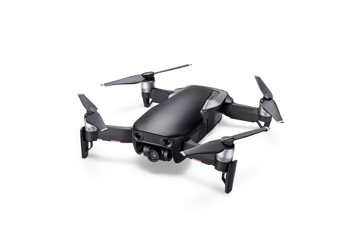 DJI Mavic Air Fly More Combo - Onyx Black, profesionální dron s dálkovým ovladačem - černý