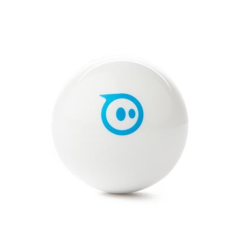 Sphero Mini, robotická hračka s Bluetooth - bílý