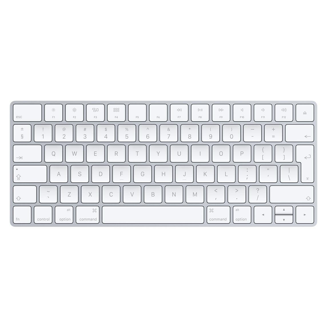 Apple Magic Keyboard - mezinárodní angličtina mla22z/a
