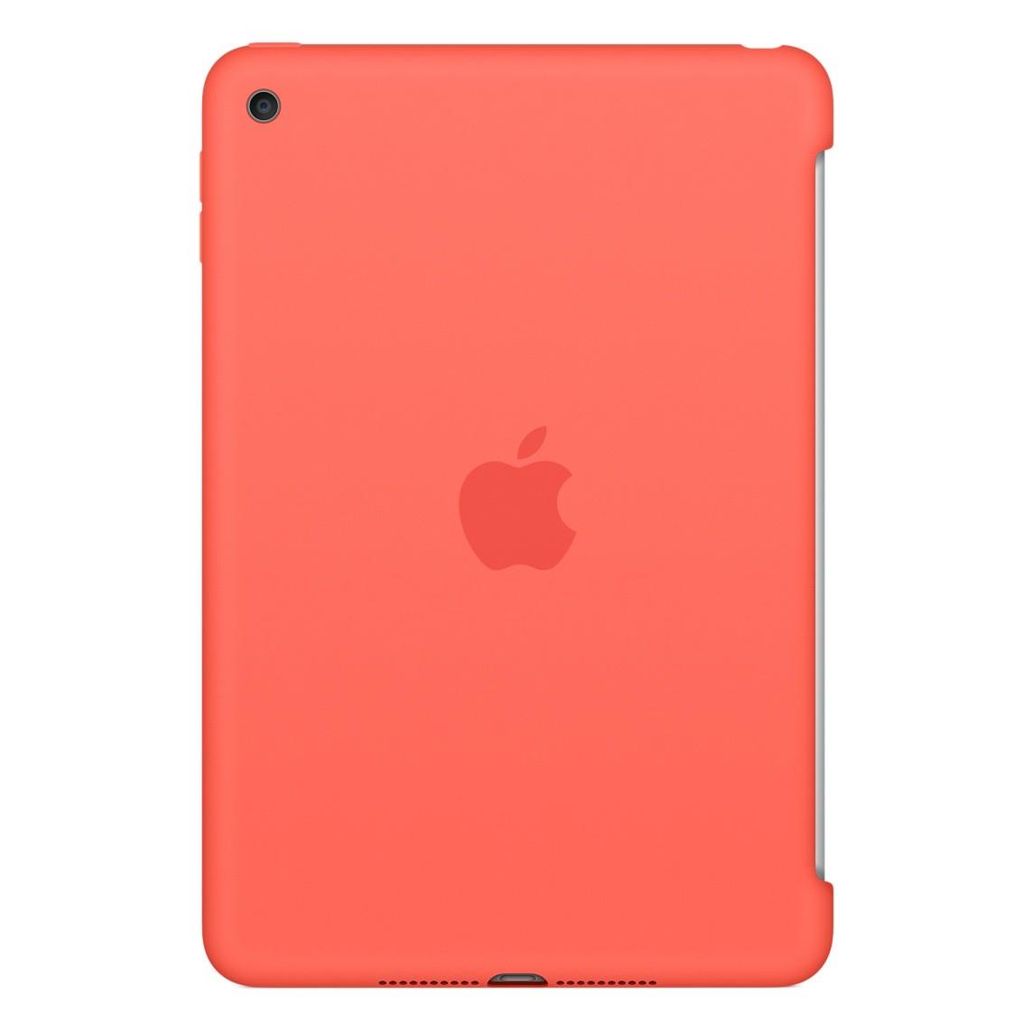 Silikonové pouzdro na iPad mini 4 - meruňkové