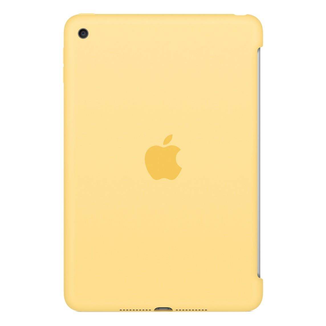 Silikonové pouzdro na iPad mini 4 - žluté
